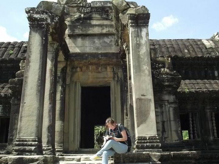 Angkor Wat – Bay Travels: The Journal