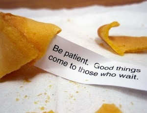 4151332269_554c6d57fb be patient good things come to those who wait by Mykl Roventine at flickr