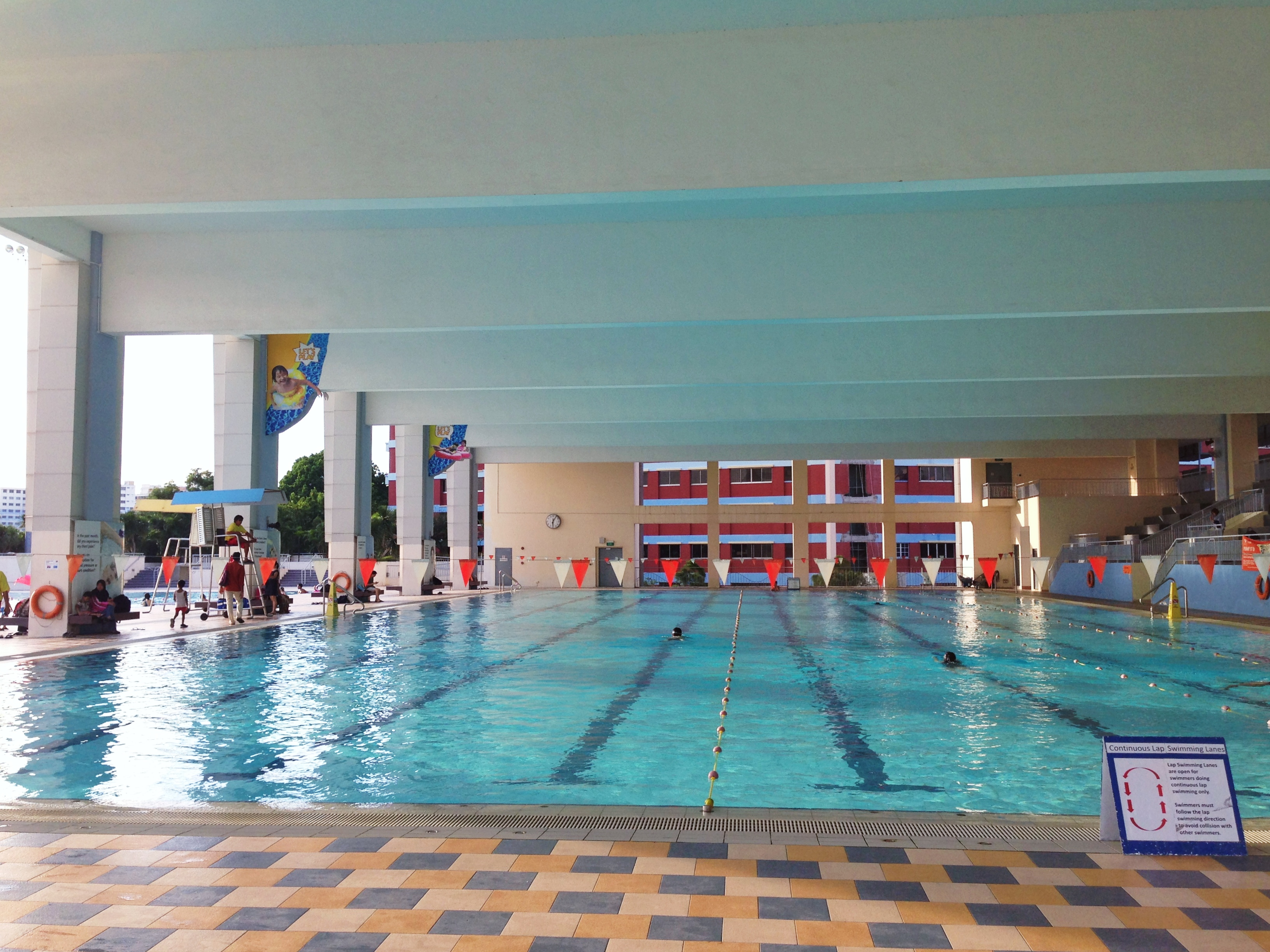 swimming pool – Bay Travels: The Journal
