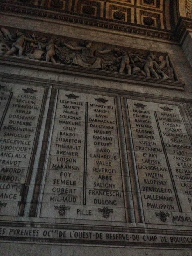 The underlined names were killed during the war while others died after the war.