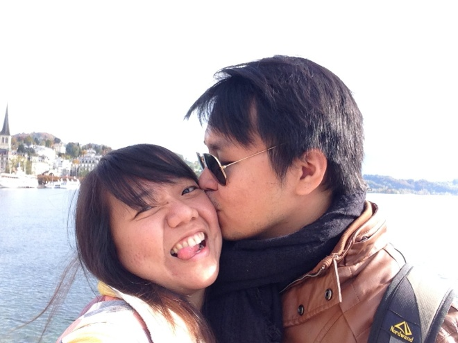 Kiss kiss! =*