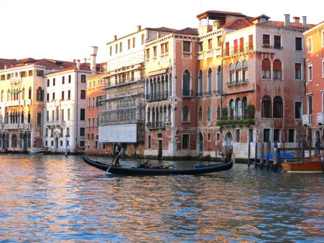 The famous gondola