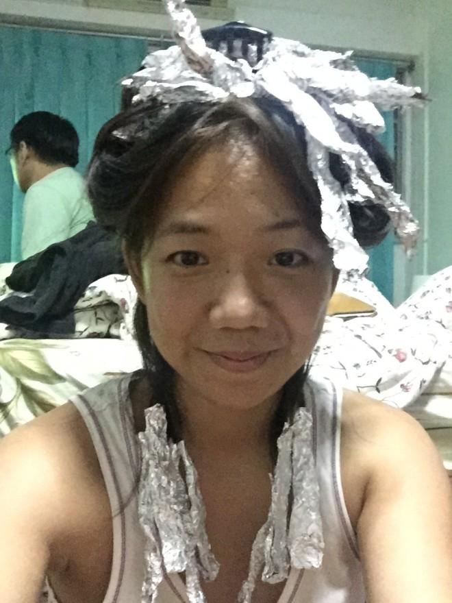 Looks like Putri Huan Zhu, hah?
