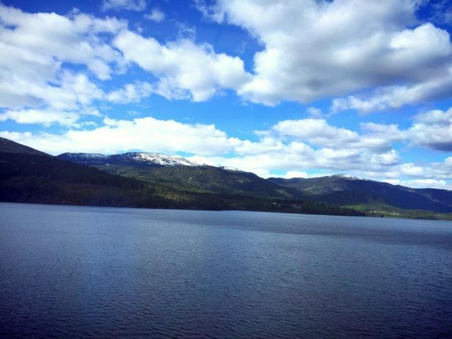 Fjords.
