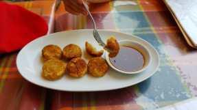 Some kind of potato pancake - so good!